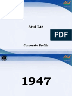 Atul Corporate Presentation