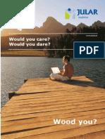 Wood You Desdobravel Estruturas Madeira