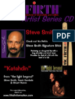 [Drums Book] Steve Smith - Katahdin