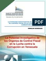 P-0050 Potestad Investigativa Organos de Control Fiscal Oswaldo Rodriguez(1)