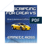 VB Scripting for CATIA V5 Preview Version