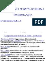 2013 La Legislazione Turistica Sicilia