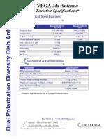 VEGA Mx Tentative Specifications 17 4 07