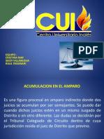 Diapositivas Incidentes de Amparo