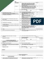 Checklist BRC4