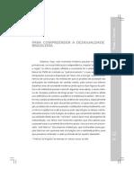 Jesse Souza - Para Compreender a Desigualdade Brasileira