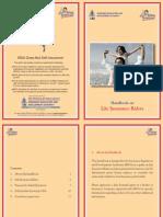 Life Insurance Riders Handbook