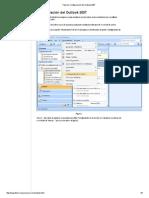 Tutorial_ Configuración del Outlook 2007
