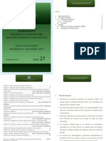 Informe Macroeconómico 27