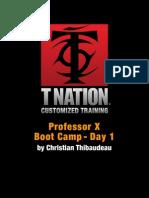 Prof x Bootcamp 2