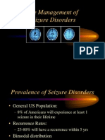 Seizure Disorders Lecture