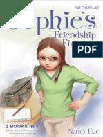 SOPHIE'S FRIENDSHIP FIASCO