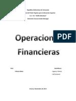 trabajo yohana. operación financiera