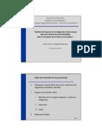 AUH Beccaria y Curcio - Presentacion ICO-ICI - 12sep2011