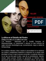 Presentacion Del Taller de Psicologia Del Rostro