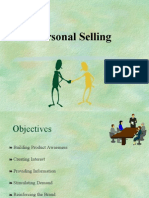 Personal Sell Pt1 3Dec03