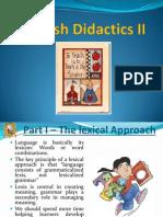 English Didactics II