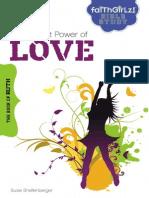 THE SECRET POWER OF LOVE