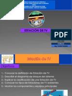 Estacion de TV. Sistemas de Comunicaciones