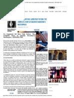 Un fragmento del libro Pulp Fiction_ The Complete Story of Quentin Tarantino's Masterpiece - ENFILME