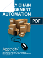 Apptricity Supply Chain Management Automation