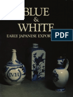Blue and White Early Japanese Export Ware