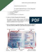 Cuestiones Sobre Etiquetado de Productos (Gcs)