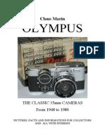 Olympus Classic 35mm Cameras