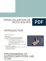 Programming of Supercomputers final presentation.