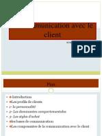 La Communication Avec Le Client (1)