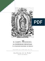 Guillermo de la Peña-Identidad nacional