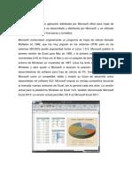 Correcciones de Excel