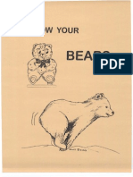 Know Your Bears - Bears Book