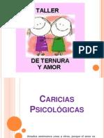 Caricias Psicológicas
