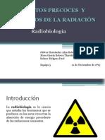 Radiobiologia y Efectos