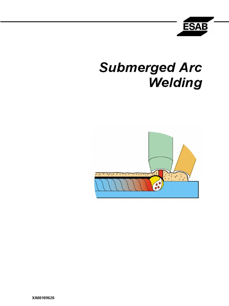 Submerged Arc Welding Electric Diagram