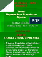 Trans Tor No Bipolar e Depresso