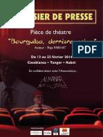 Dossier Presse Bourguiba Dernier Prison