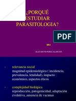 Introduccion a La Parasitologia