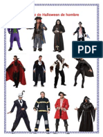 Disfraz de Halloween de Hombre