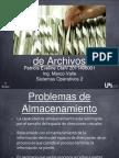 Sistema de Archivos Capitulo 4