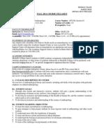 APY 100 Syllabus (Fall 2011)