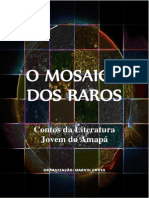 O Mosaico Dos Raros - Antologia de Contos