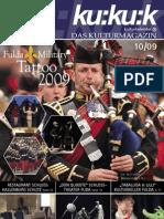 kukuk-Magazin, Ausgabe 10/2009