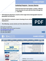 CBS Email Marketing Success Stories - Healthcare Industry
