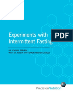 Intermittent Fasting Precision Nutrition