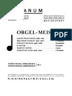 Orgel Meister