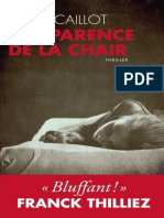L'Apparence de La Chair - Caillot, Gilles