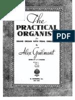 Guilmont Practical Organist BK 1