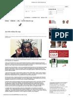 Revista Cult » As três vidas do rap